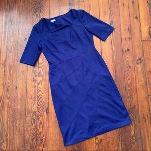 Purple London Times Sheath Dress